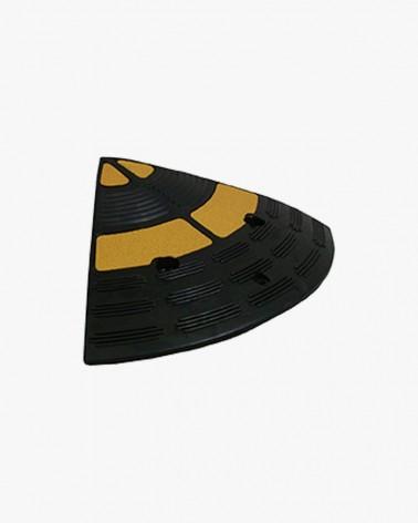 Flexible bollard ø100/H1310 mm