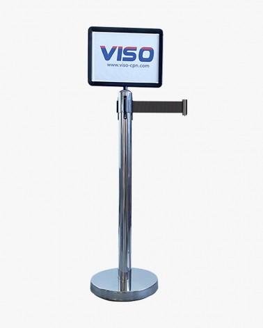 Marking PVC post