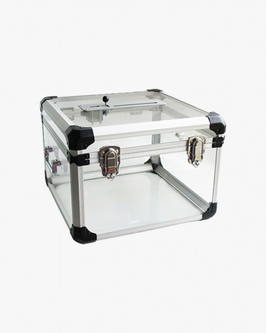 Euronorm crate with handle